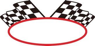 Emballage du logo Photo libre de droits