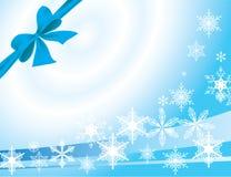 emballage för juldesigngåva Arkivbild
