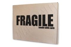 emballage sändningar Arkivfoto