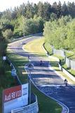 Emballage sur Nurburgring photographie stock