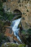 Embalse de Pena, Aragonien, Spanien Stockfoto