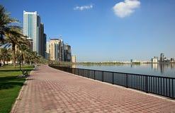 Embankment. Royalty Free Stock Photos