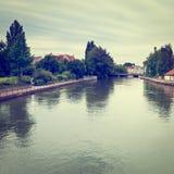 embankment Foto de Stock Royalty Free