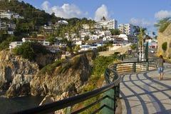 Embankment in Acapulco Stock Photo