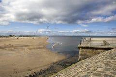 Embankment of sea Royalty Free Stock Photos