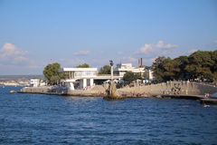 Embankment, Sevastopol Stock Photos
