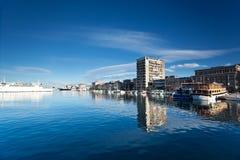 Embankment in Zadar, Croatia Royalty Free Stock Photography