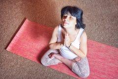 Embarazada Foto de archivo libre de regalías
