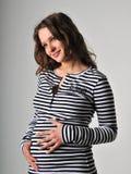 Embarazado Imagenes de archivo