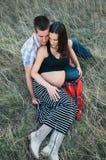 Embarazo Foto de archivo
