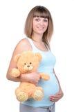 Embarazo Fotografía de archivo