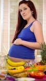 Embarazo Imagen de archivo libre de regalías