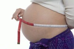 Embarazo Fotos de archivo