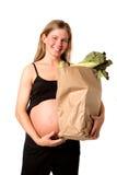 Embarazo sano fotos de archivo libres de regalías