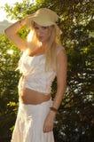 Embarazo temprano Imagenes de archivo