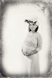 Embarazo y maternidad Fotos de archivo