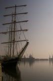 Embarcação da vela imagens de stock