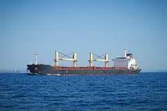 Embarcação de carga fotografia de stock