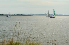 Embarcação de navigação Fotos de Stock