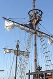 Embarcação de navigação Foto de Stock Royalty Free