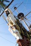 Embarcação de navigação velha Foto de Stock