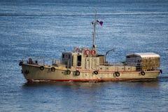 Embarcação de pesca Imagens de Stock
