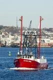 Embarcação de pesca Kathryn Marie Imagem de Stock Royalty Free
