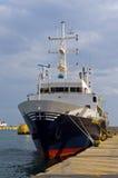 Embarcação de pesquisa Fotografia de Stock Royalty Free