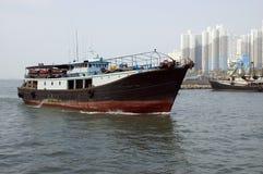 Embarcação em Hong Kong Imagem de Stock