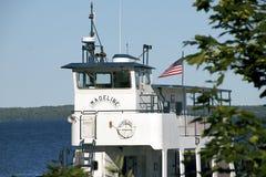 Embarcação Madeline do motor Fotografia de Stock