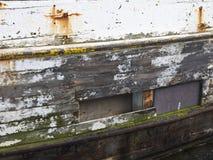 Embarcação para fora de pesca vestida Imagem de Stock