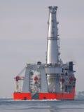 Embarcação a pouca distância do mar A4 Imagens de Stock Royalty Free