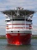 Embarcação a pouca distância do mar B2 Fotos de Stock Royalty Free