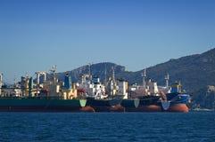 Embarcações de carga Fotos de Stock