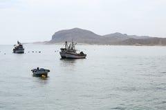 Embarcações de pesca imagens de stock royalty free