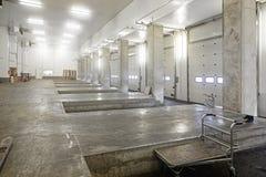 Embarcadère intérieur photos libres de droits