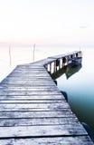Embarcadero Foto de archivo libre de regalías