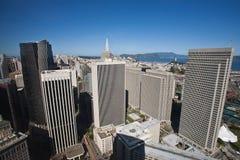 Embarcadero Center, San Francisco Royalty Free Stock Photo