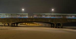 Embarcadero de Bournemouth fotos de archivo libres de regalías