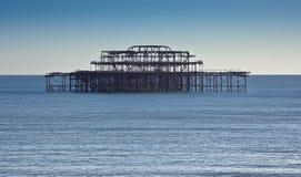 Embarcadero de Brighton Imagen de archivo