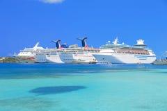 Embarcadero de Key West Imagen de archivo libre de regalías