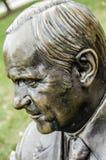 Embarcadero de la marina de guerra [Bob Newhart Statue, como Bob Hartley Imagen de archivo libre de regalías