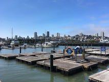 Embarcadero 39 de San Francisco Foto de archivo libre de regalías