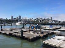 Embarcadero 39 de San Francisco Foto de archivo