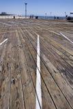 Embarcadero de Santa Mónica Imagenes de archivo