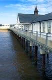 Embarcadero de Southwold Fotografía de archivo