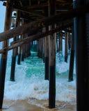Embarcadero del balboa Imagen de archivo libre de regalías