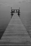 Embarcadero del golfo Foto de archivo