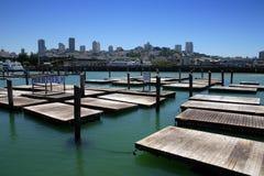 Embarcadero del pescador, San Francisco imágenes de archivo libres de regalías