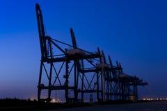 Embarcadero del transbordador Foto de archivo libre de regalías